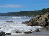 Costa Rica, Montezuma Rocky Beach