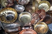Turkish Bath Copper Bowl