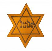 Jewish Yellow Star
