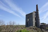 Old Cornish Tin Mine