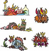 Comic Vikings