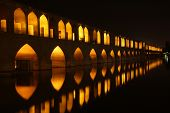 Bridge In Isfahan