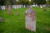Historic cemetery
