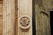 Old Church Door In Murano 2