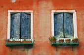 Windows In Murano