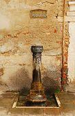 Fountain In Murano