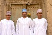 Young Omani Men