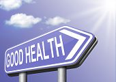 healthy life good health and vitality energy live healthy mind and body