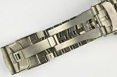 Titanium Watch Bracelet