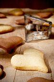 Homemade Delicious Small Cakes