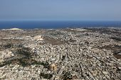 Aerial View Of Malta Island