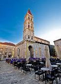 The Cathedral Of St Lawrence In Trogir