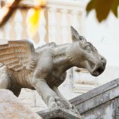 Chimera Sculpture Of Livadia Palace