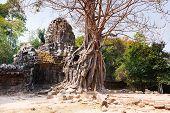 Ta Som Temple, Angkor Area, Siem Reap, Cambodia