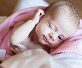 stock photo of lactating  - Brestfeeding - JPG