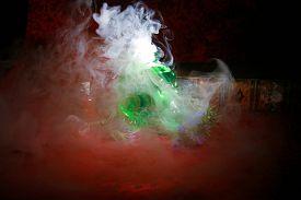 image of sorcerer  - Alchemy - JPG