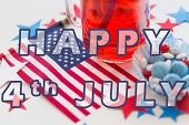 foto of patriot  - happy american independence day - JPG