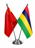 picture of mauritius  - China and Mauritius  - JPG