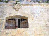 Medieval Prison Window poster