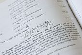 Statistical Formula Book