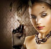 Romantic Beauty Portrait