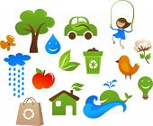 ecology / natural icons