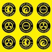 Japan labels