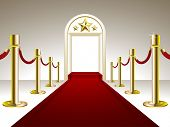 Red Carpet ingang
