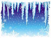 fondo con icicle