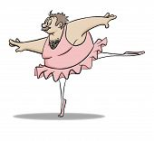 Bailarina Dude