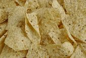 Corn Chips Background
