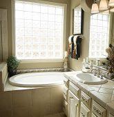 Modern Stylish Bathroom Interior