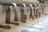 Beautiful Water Fountain