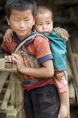 Boy Of Laos