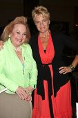 LOS ANGELES - AUG 4:  Carol Connors, Erika Eleniak appearing at the