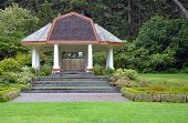 Large White Gazebo