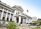 Ho Chi Minh City Museum or  Independence Palace is a historical site in Ho Chi Minh, Vietnam.