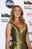 LOS ANGELES - 19 de maio: Celine Dion na sala de imprensa do Billboard Music Awards 2013 no MGM