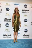 LOS ANGELES -  MAY 19:  Celine Dion in the press room at the Billboard Music Awards 2013 at the MGM