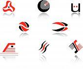 Set Of Symbols For Branding Designers