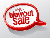 Blowout sale shiny glass speech bubble