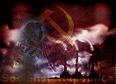 Постер, плакат: Аннотация СССР