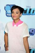 LOS ANGELES - DEC 18:  Kiersey Clemons at the Premiere Of Disney Channel's