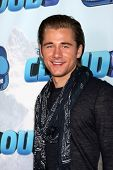 LOS ANGELES - DEC 18:  Luke Benward at the Premiere Of Disney Channel's
