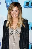 LOS ANGELES - DEC 18:  Ashley Tisdale at the Premiere Of Disney Channel's