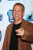 LOS ANGELES - DEC 18:  Patrick Fabian at the Premiere Of Disney Channel's
