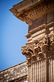 Columns, St Irene's Church, Lecce, Italy