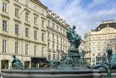 Donner Fountain, Vienna