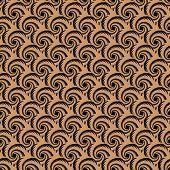 Design Seamless Spiral Whirl Pattern