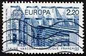 Postage Stamp France 1987 Metal Factory At Boulogne Billancourt